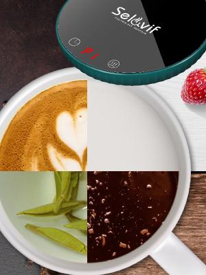 coffee cup warmer plate