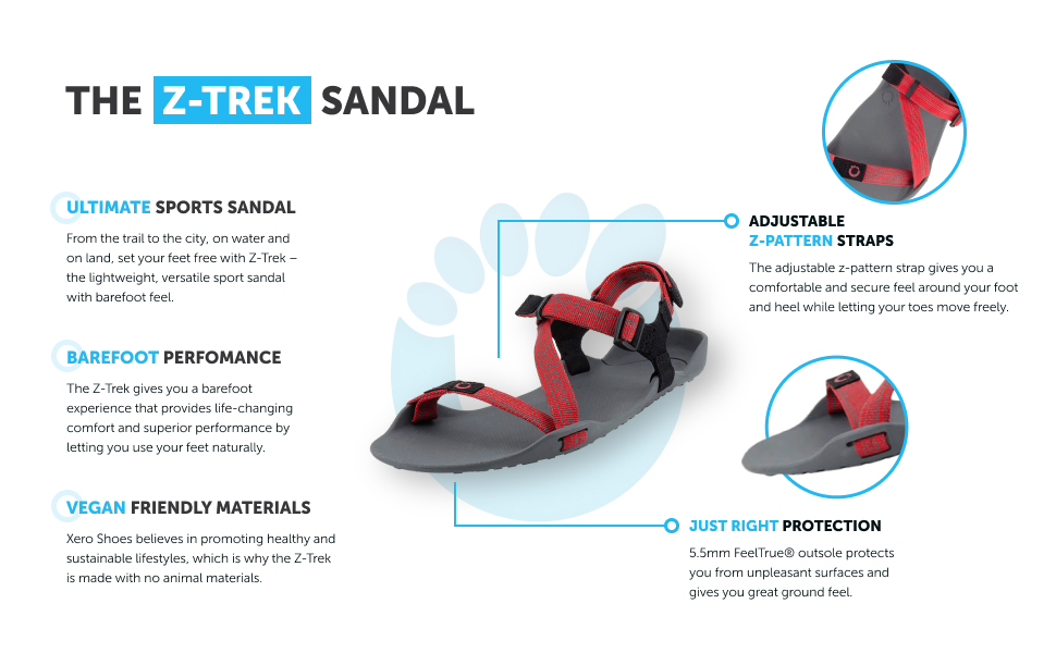 super light ultimate trail sandal great grip and traction hiking walking biking sandal vegan friend