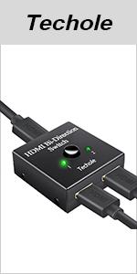 Switch HDMI Bidirezionale