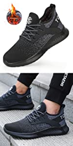 Mens Womens Safety Shoes
