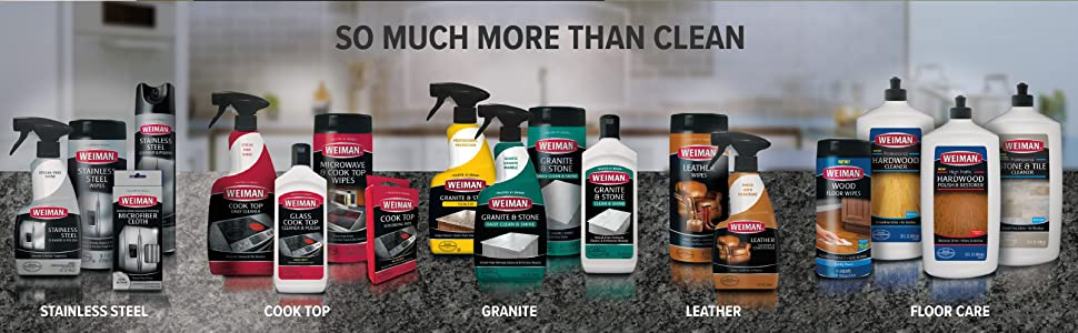 So Much More Than Clean Weiman