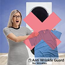 Anti-wrinkle guard