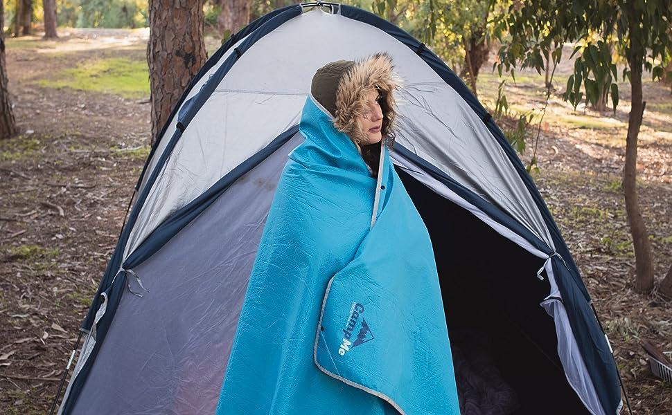 Camping Cozy Fleece