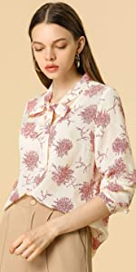 Chrysanthemum Shirt