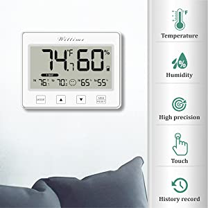 humidity gauge