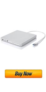 ROOFULL usb 3.0 Type-c external cd dvd drive for mac macbook pro air