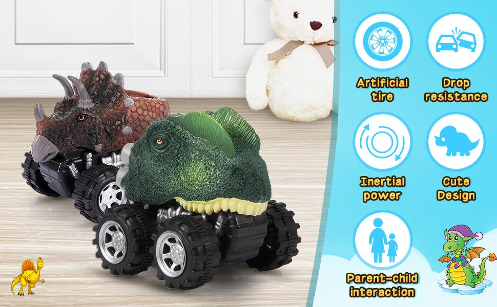dinosaur cars for boys
