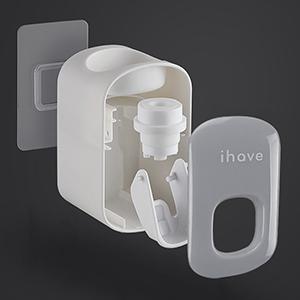 toothpaste dispenser wall mount