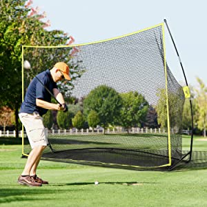 golf driving net for backyard