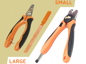 Large and Small CLippers