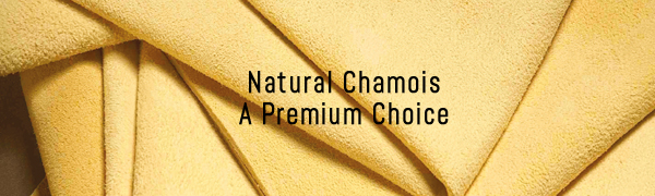 Chamois Cloth for Car Drying Towel shammy towel Real Leather Washing Cloth Cleaning Towel Car Wipes