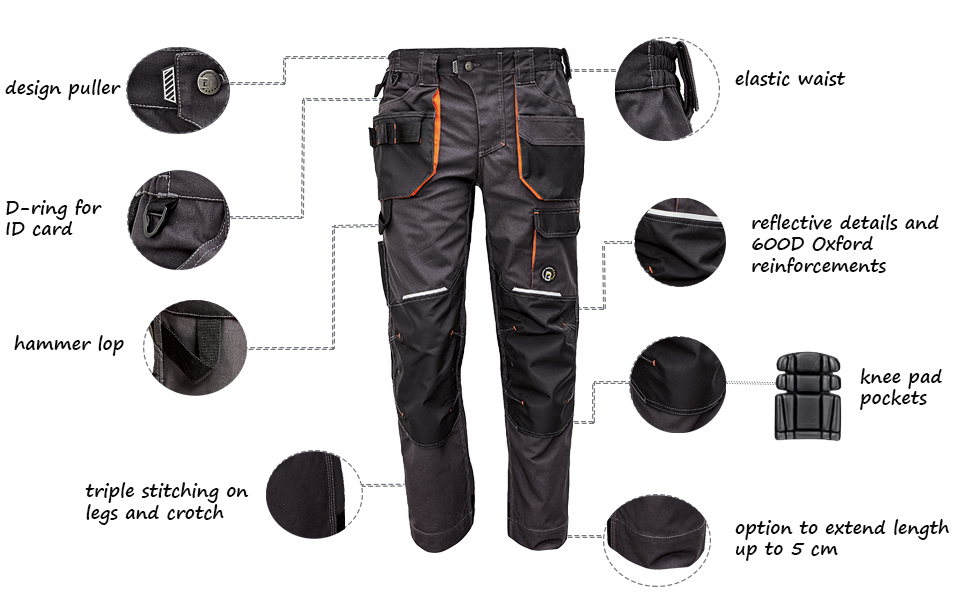 trousers details