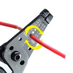 All-in-one Wire Stripper Cutter