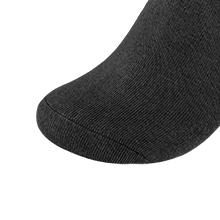 men's black cotton business socks walking socks crew socks long socks running socks