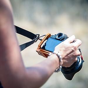 3 Legged Thing Universal Schnellwechselplatte Mit Kamera