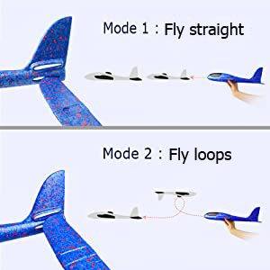 dual flying mode