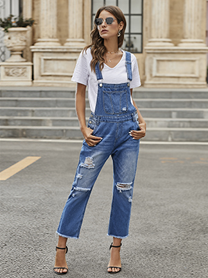 women jeans overall jumpsuits