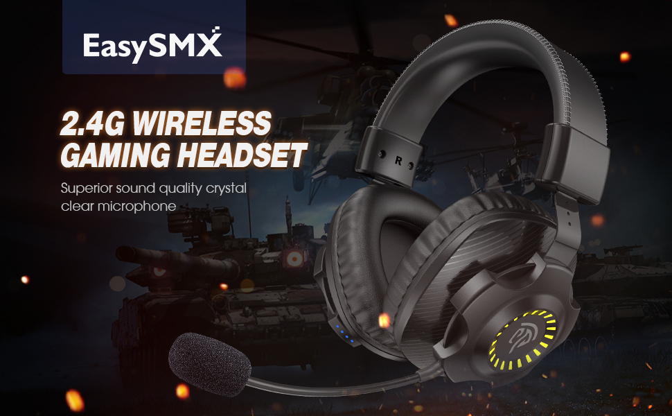 headset with microphone for pc