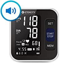 Etekcity Blood Pressure Monitors for Home Use