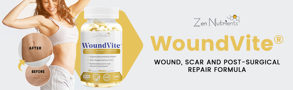 Surgery recovery Wound healing post surgery scar removal wound care products scar treatment scar