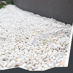 Piedras decorativas gravilla jardín grava color Gris Grigio Cenere - 10Kg: Amazon.es: Bricolaje y herramientas