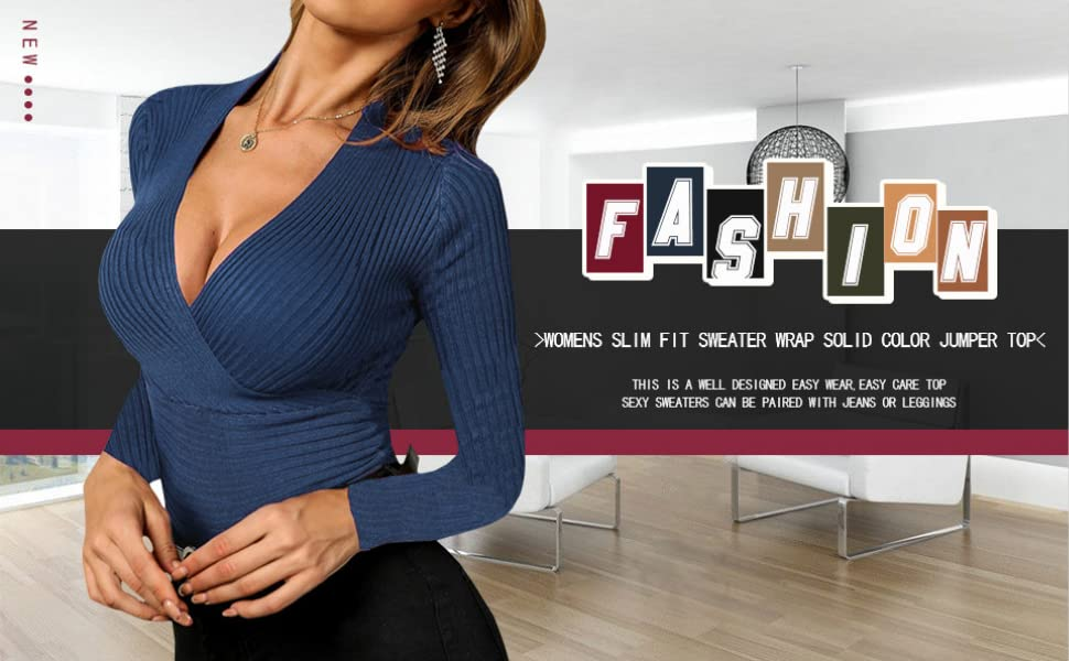 sexy sweater for women