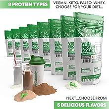 true nutrition truenutrition custom protein unflavored protein powder