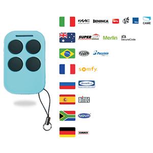 multi brands gate door remote