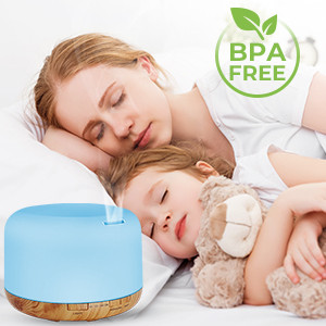 essential oil diffuser with BPA Free