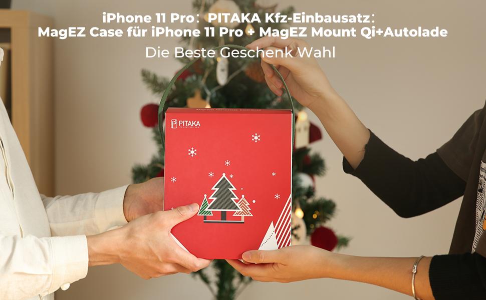 Pitaka Kfz Einbausatz Geschenk Set Aramidfaser Elektronik