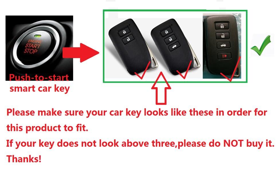 Compatible Key Fob