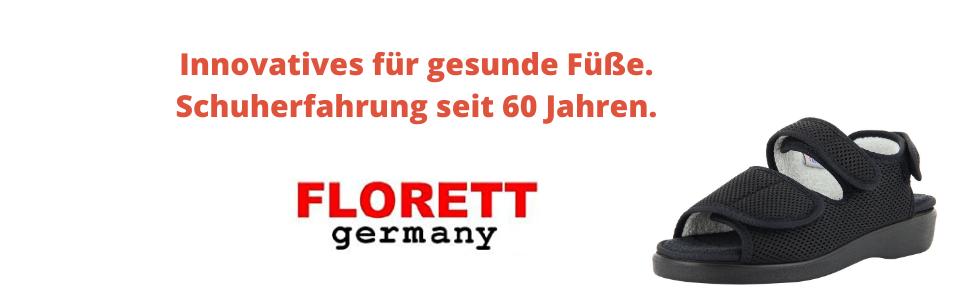 Florett Footer.