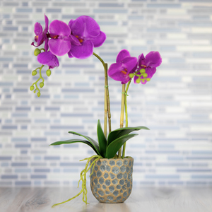 flowers artificial for decoration, artificial orchid, fake flowers, artificial flower arrangement