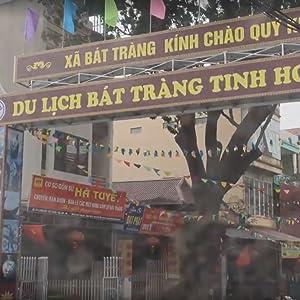 バッチャン村入口