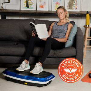 full body vibration platform