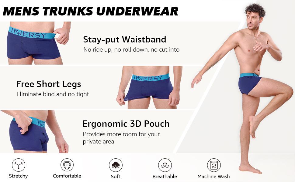 mens pants underwear