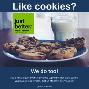 Cookies  just better