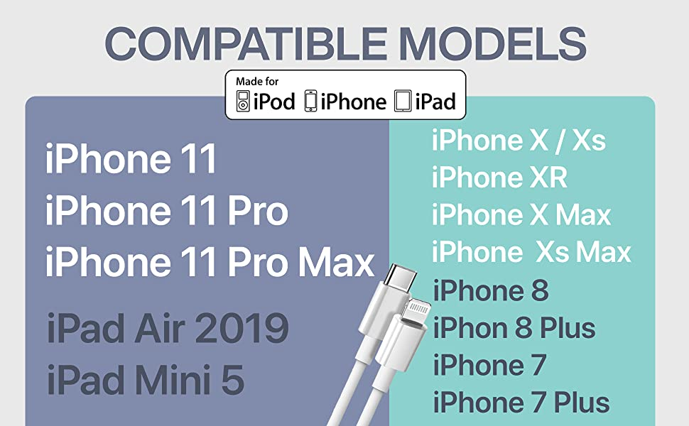 IPhone 11 cable