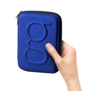 Hand holding case