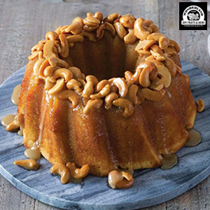 healthy wholesome rich cashew nuts kaju topping cake baked goods rich nutty sweet taste