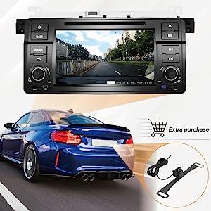 Sync rear camera video