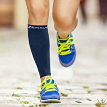 Zensah compression calf/shin splint offers shin splint relief