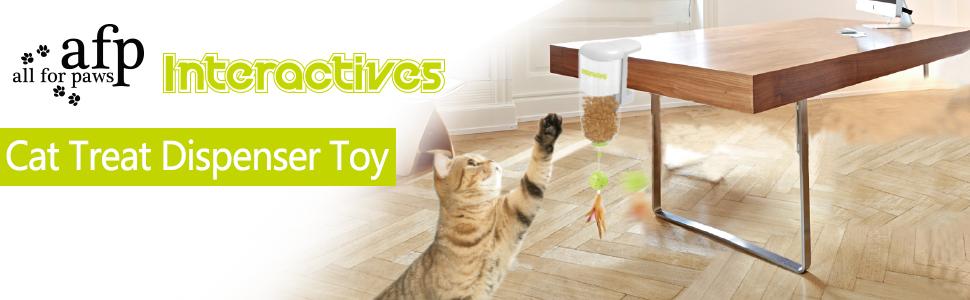 cat treat toy