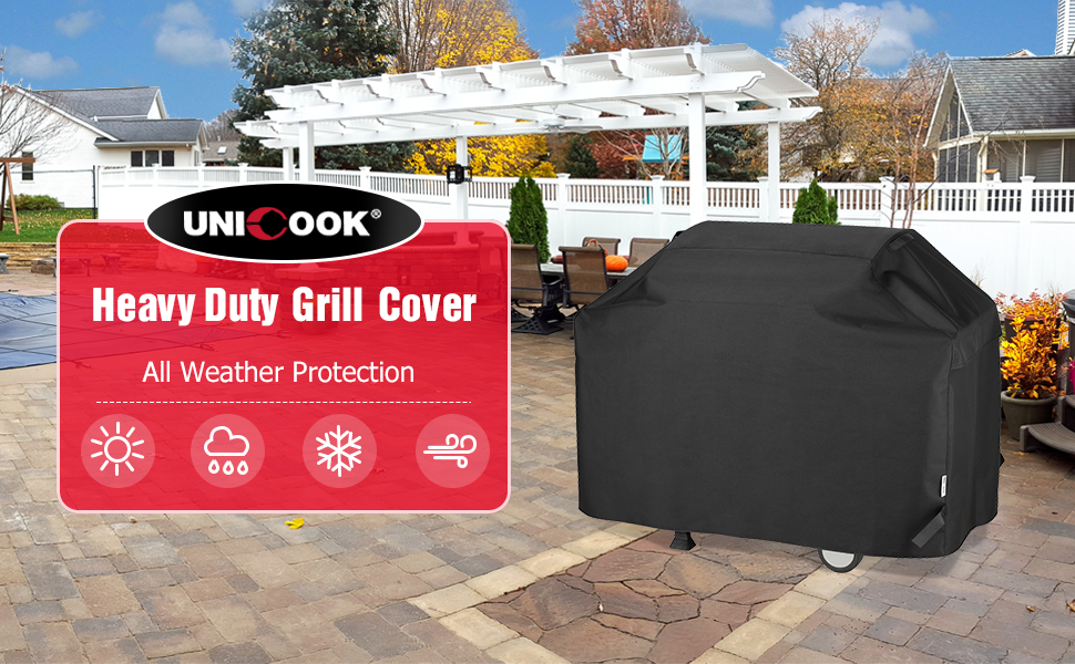 Large bbq gas grill cover