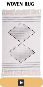kitchen white rugs rug living room bathroom washable bedroom 3 x 5 area machine runner long bath