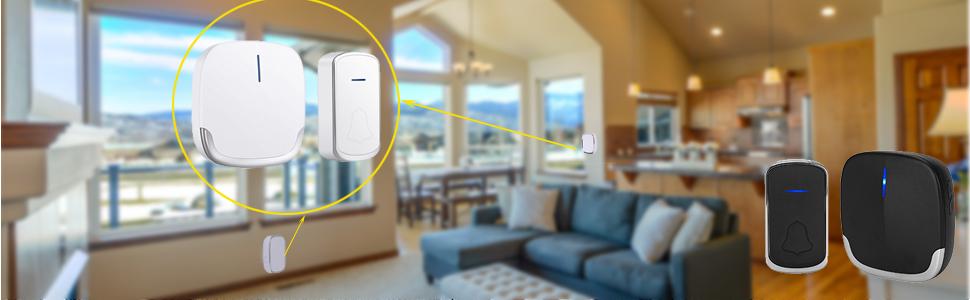 AUTENS Wireless Doorbell