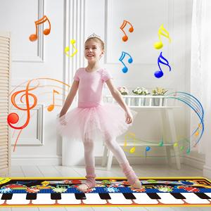 Girls Musical Mats