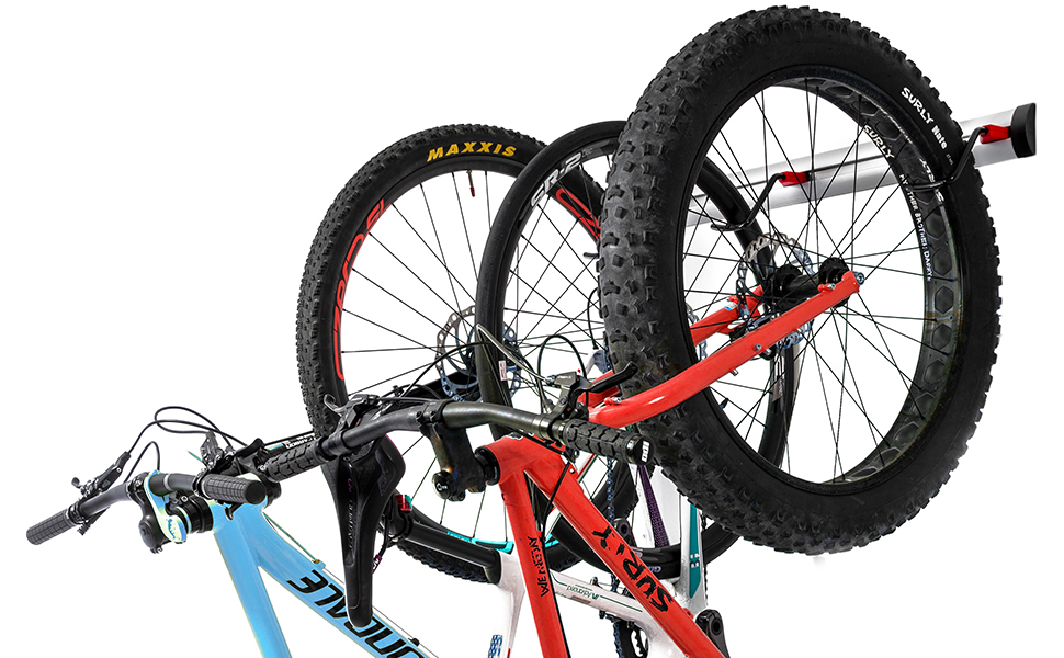 Road Bike Wall Mount Hook Indoor Bicycle Storage Parking Rack Bracket Holder