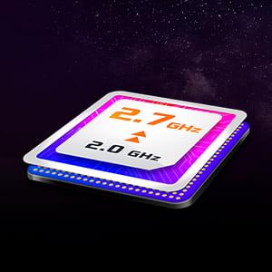 Intel Celeron J4125 (Gemini Lake) quad-core processors