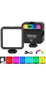RGB Video Light
